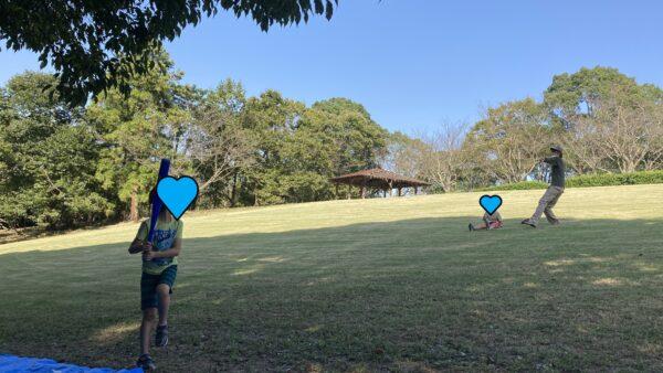 『10月プレスタかがわの1日・公渕公園で遊ぼう!』