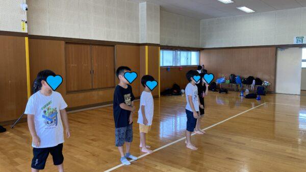 『10月プレスタかがわの1日・体育館で遊ぼう!!』
